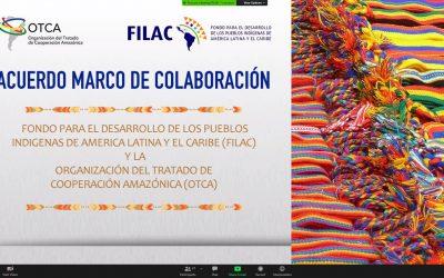Acuerdo Marco de Colaboración entre la OTCA y FILAC