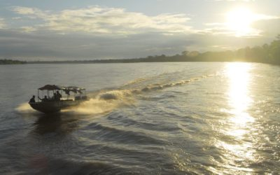 Amazon Regional Observatory: Work began on the development of the water resources and integrator modules