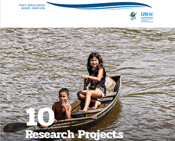 Amazon Waters – 10 Research Projects on the World's Largest River Basin