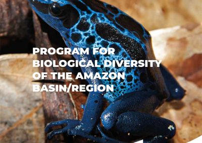 Program for Biological Diversity of the Amazon Basin/Region