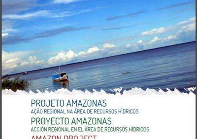 Caderno Projeto Amazonas: Ação Regional na Área de Recursos Hídricos