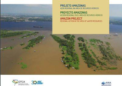 Livreto Projeto Amazonas: Ação Regional na Área de Recursos Hídricos