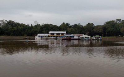Projeto OTCA/PNUMA/GEF – Gestão integrada e sustentável dos recursos hídricos transfronteiriços da Bacia do Rio Amazonas considerando a variabilidade e as mudanças climáticas