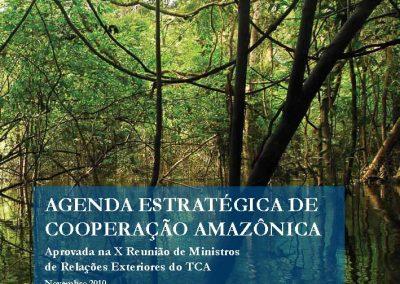 Agenda Estratégica de Cooperação Amazônica