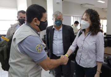 OTCA: visita à Amazônia brasileira com o Vice-Presidente Hamilton Mourão