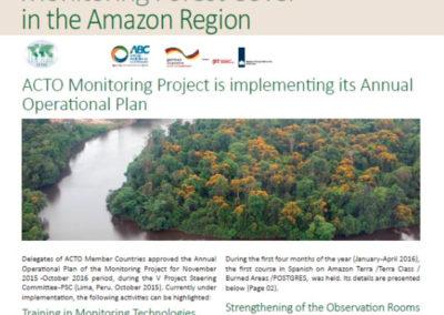 Boletín 3 – Proyecto Monitoreo