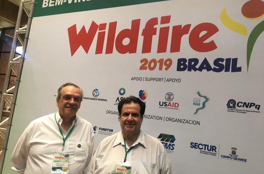 OTCA estará presente en la Conferencia internacional sobre Incendios Forestales