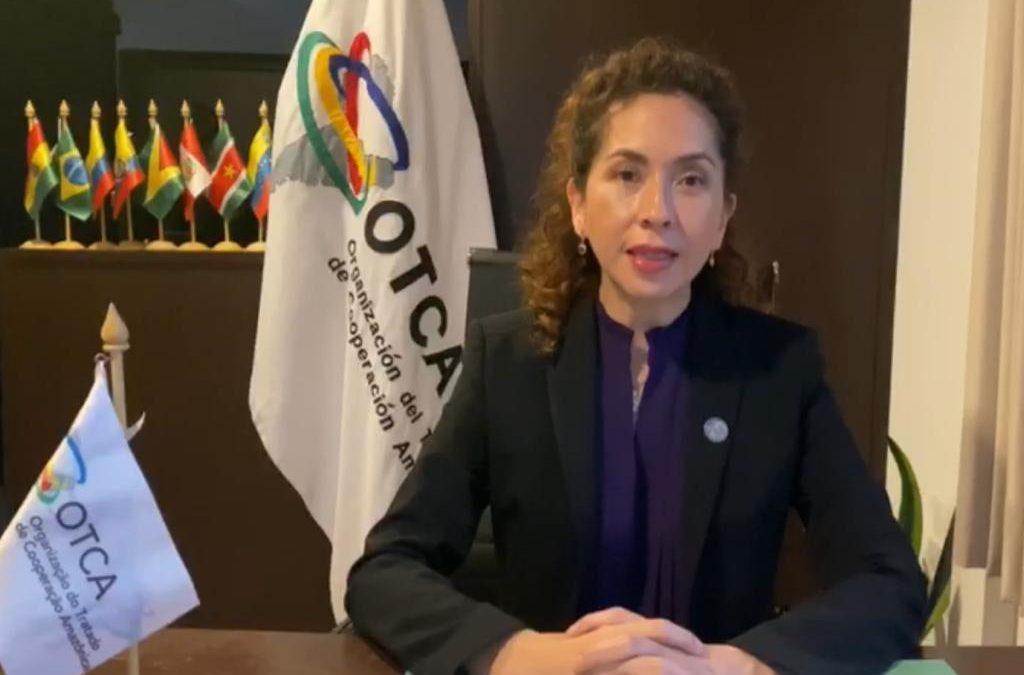 OTCA presente en la Cumbre sobre el Impacto del Desarrollo Sostenible del Foro Económico Mundial