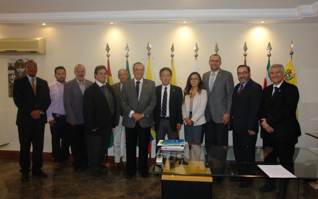 OTCA y FAO impulsaran acciones conjuntas