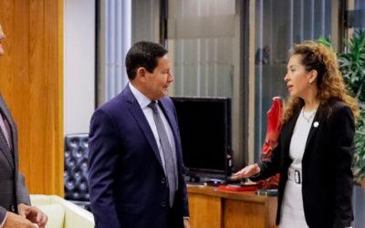 Vicepresidente Mourão confirma compromiso estratégico del gobierno brasileño con la OTCA