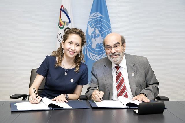 OTCA y FAO firman memorándum de entendimiento para acciones conjuntas de cooperación para la Región Amazónica