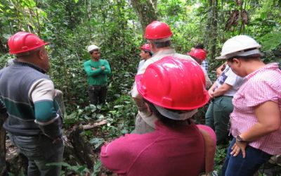 Curso de conservación de la biodiversidad a través del manejo forestal