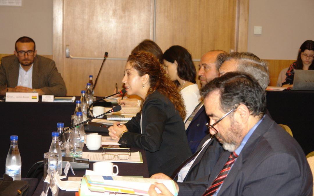 Delegados de los Países Miembros participan de taller de trabajo sobre la Agenda Estratégica de Cooperación Amazónica de la OTCA