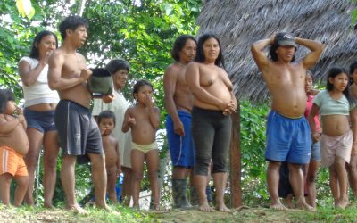 Proyecto Planes de Contingencia para la Protección de la Salud en Pueblos Indígenas Altamente Vulnerables y en Contacto Inicial