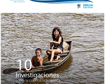 Aguas Amazónicas- 10 investigaciones sobre la cuenca hidrográfica