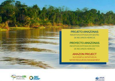 Proyecto Amazonas: iniciativas exitosas en gestión de recursos hídricos