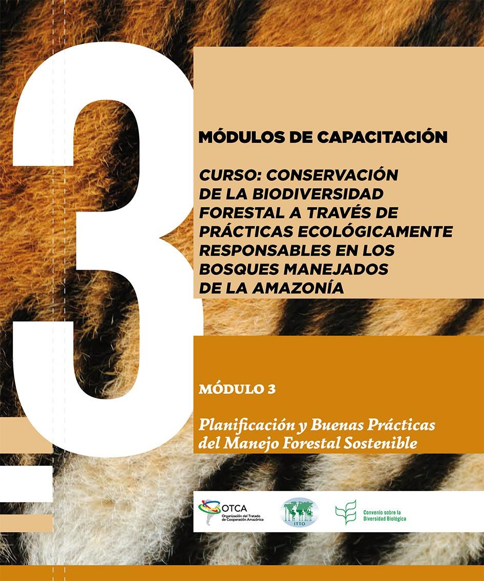 Módulo 3 capacitación: Planificación y buenas prácticas del manejo forestal sostenible