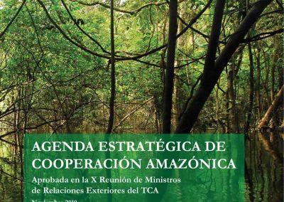 Agenda Estratégica de Cooperación Amazónica