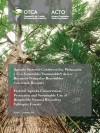 Agenda Sectorial Conservación, Protección y Uso Sostenible/Sustentable* de los Recursos Naturales