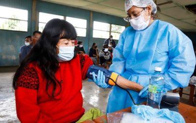 Ministerio de Cultura del Perú y la OTCA realizan foro internacional sobre principales retos para la vacunación de los pueblos indígenas en Región Amazónica