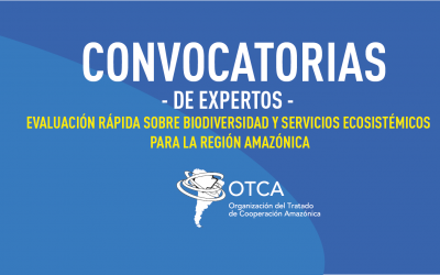 Convocatoria para selección de expertos para elaborar evaluación rápida sobre biodiversidad y servicios ecosistémicos
