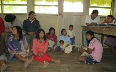 Se definen acciones para el Plan Contingencia de Salud de Pueblos Indígenas y el combate al Covid-19 en la Región Amazónica