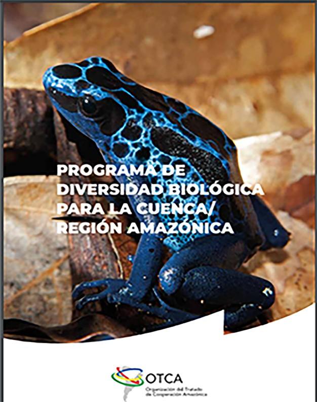 Programa Regional de Diversidad Biológica para la Cuenca/Región Amazónica