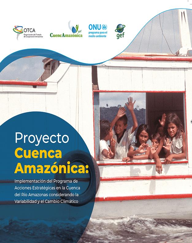 Proyecto Cuenca Amazónica (Folder)