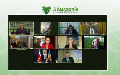 Pacto de Leticia: países amazónicos respaldan el fortalecimiento de la OTCA